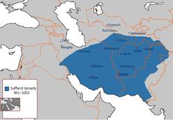Saffarid_empire_map